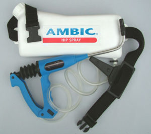 ambic hipspray