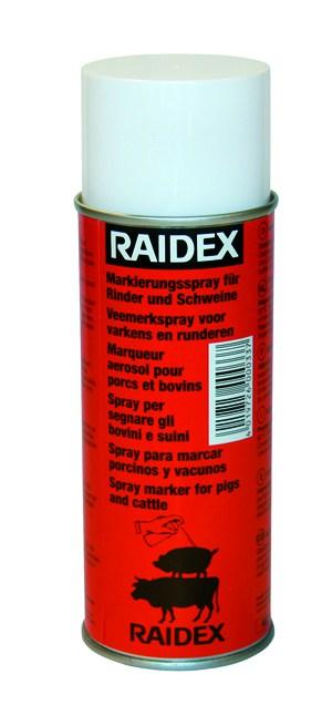 Raidex Animal Marking Spray Can (400ml) - Farm & Dairy Spares